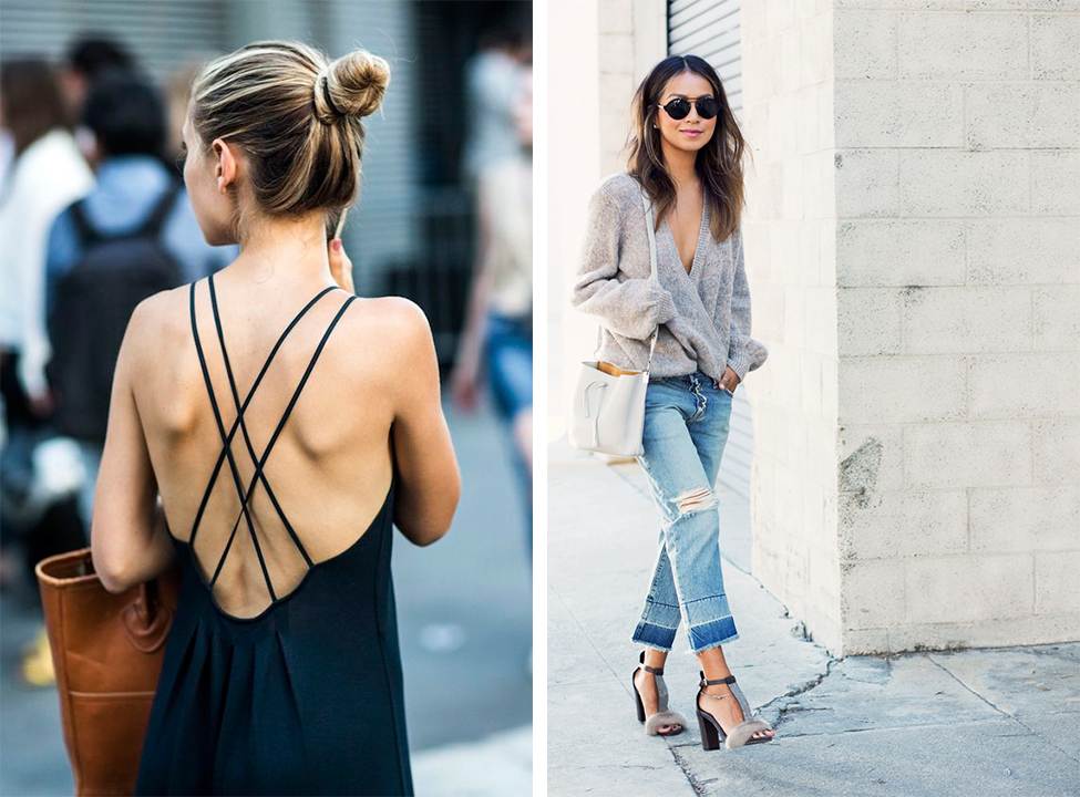 The Secret to Effortless Style (via Chic Now)