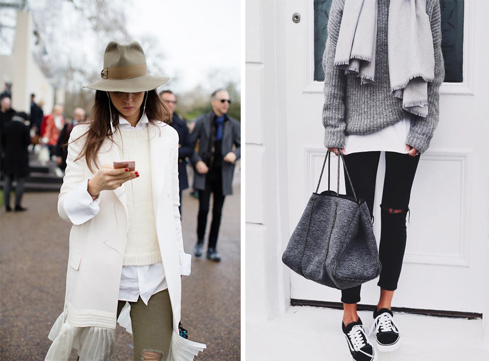 How to create an Effortless Outfit (via Chic Now)