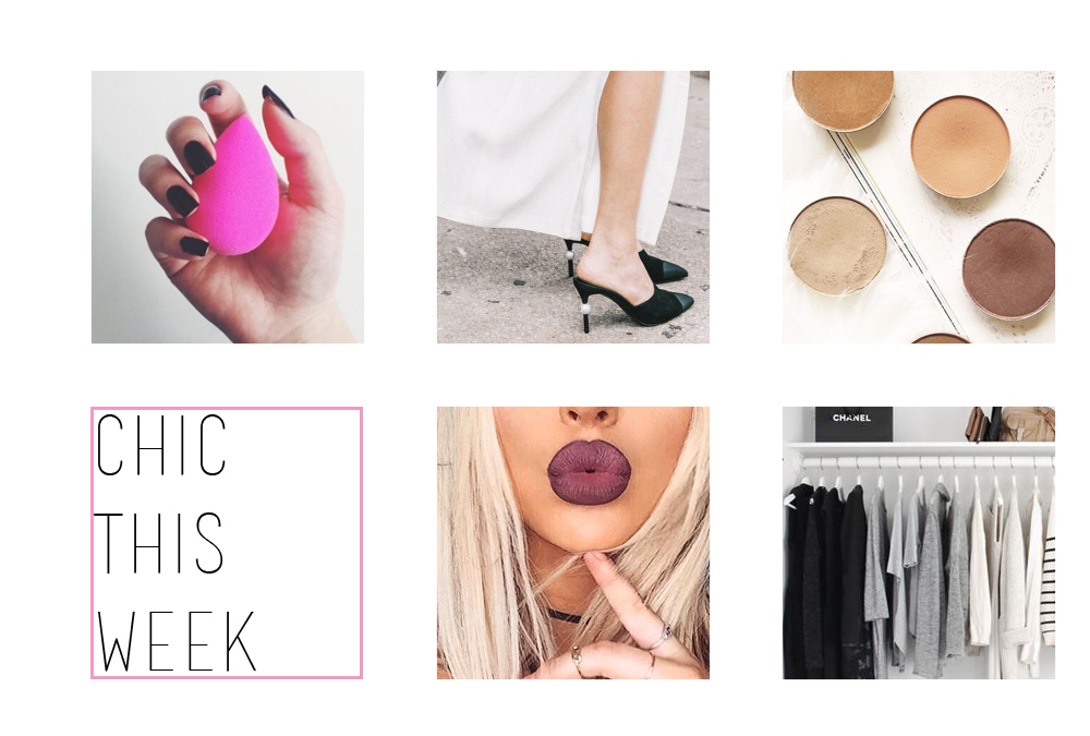 Chic This Week 025 (via Chic Now)