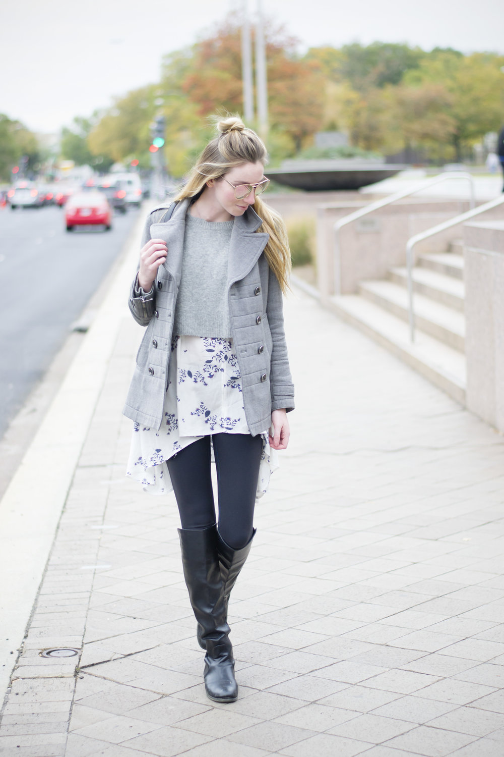 Tall Boots Outfit (Chic Now)