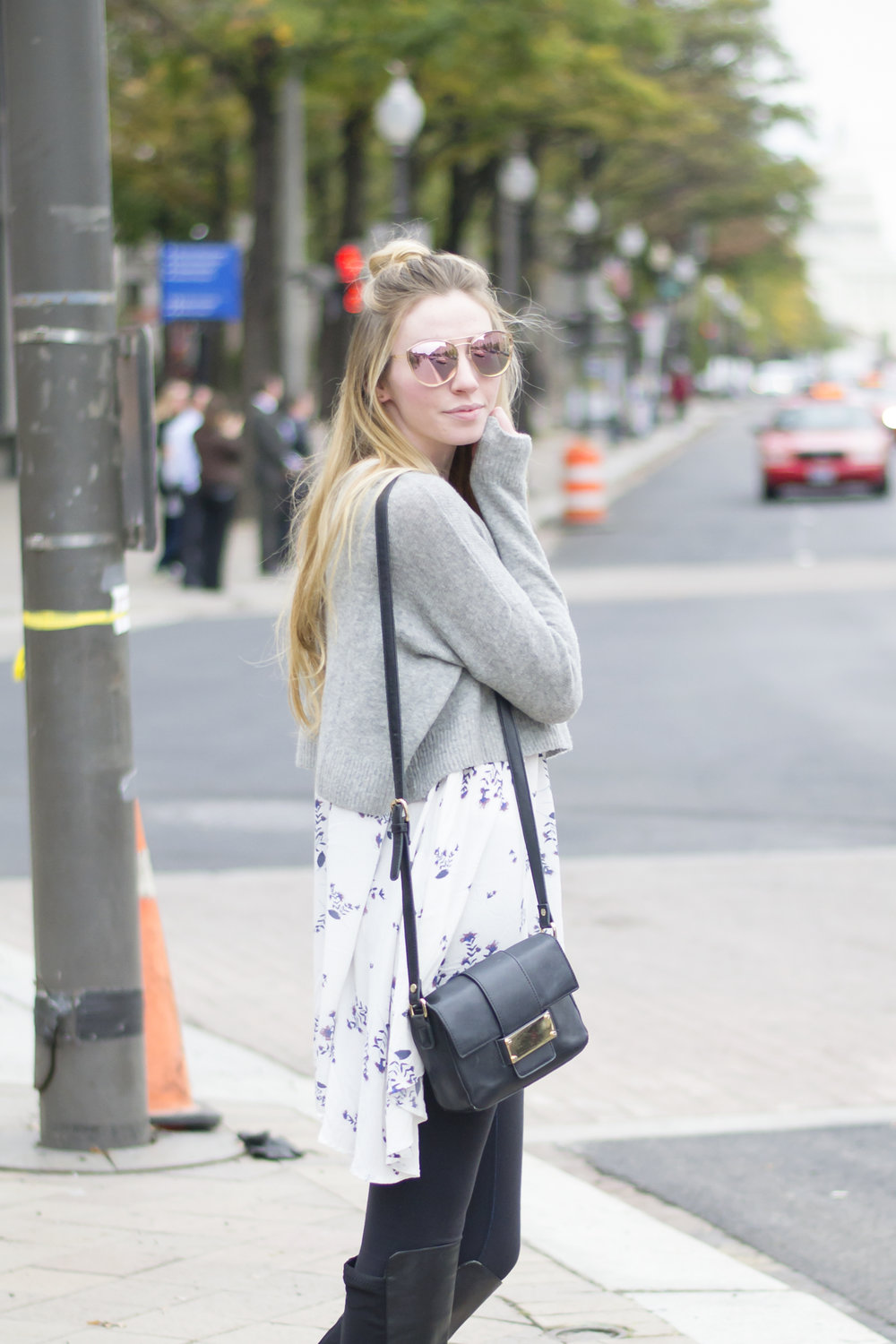 Fall Layer Street Style (Chic Now)