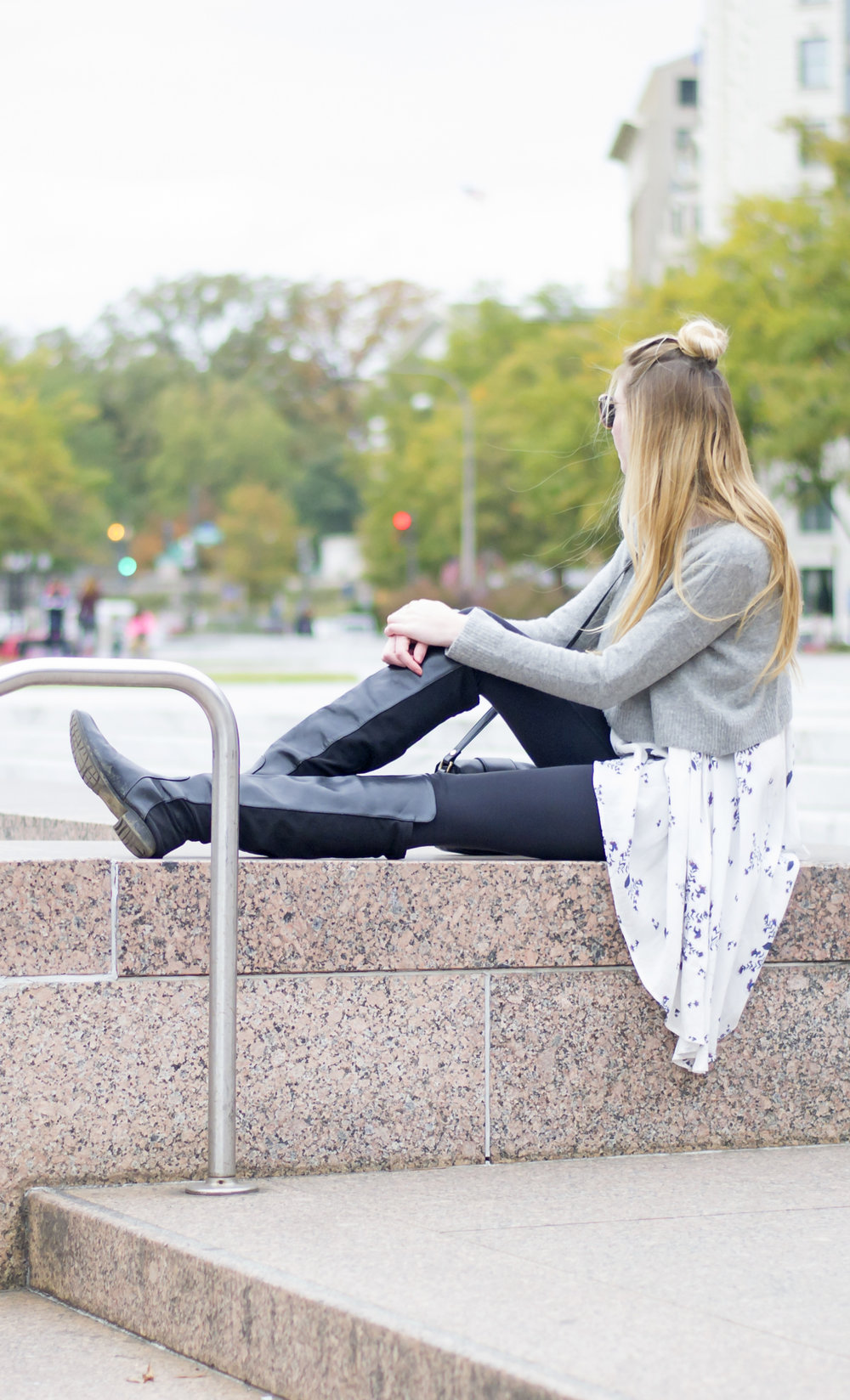 Grey Layers Style (Chic Now)