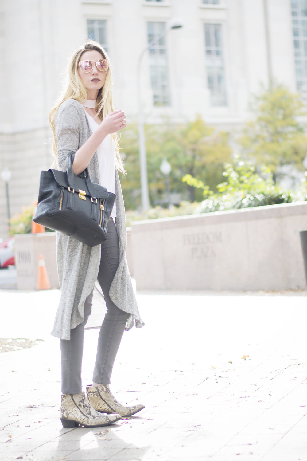 Long Cardigan (Chic Now)