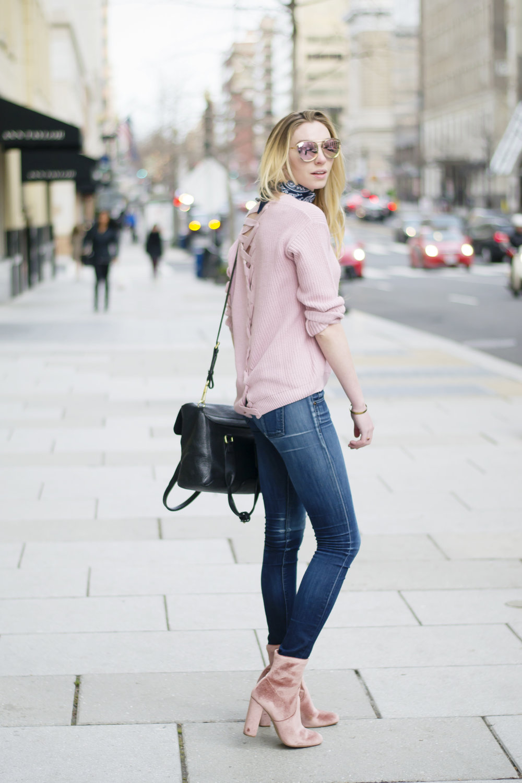 Blogger Winter Street Style