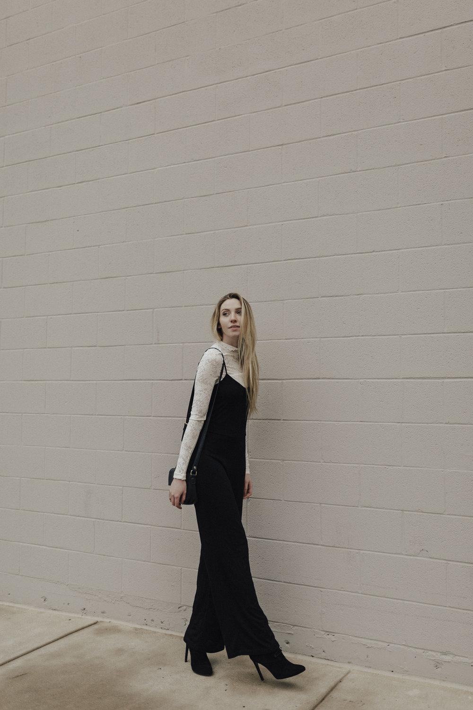 Blogger Jumpsuit Style