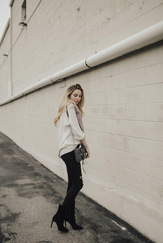 Blogger Faux Fur