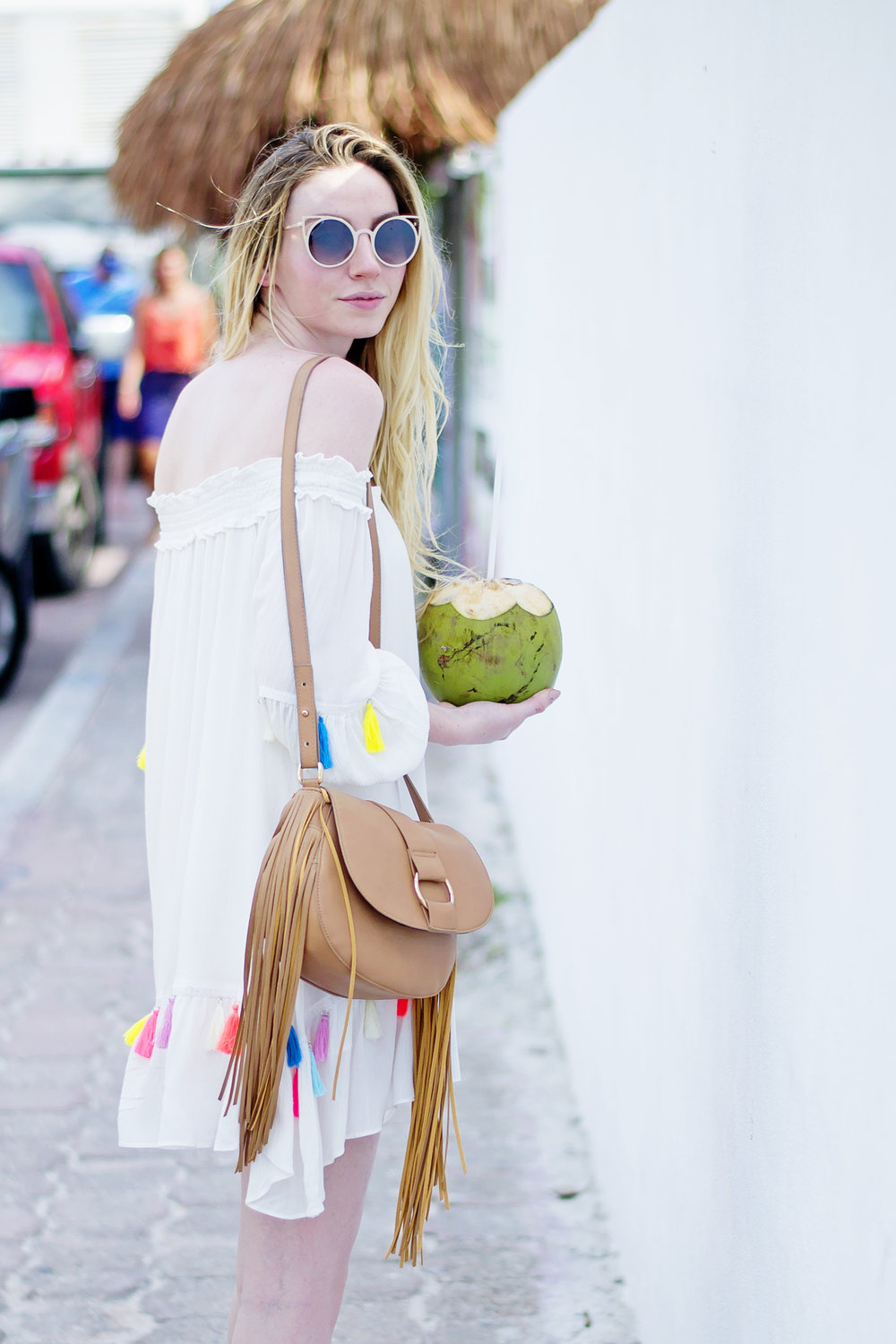 Fashion Blogger Vacation Outfit Mexico