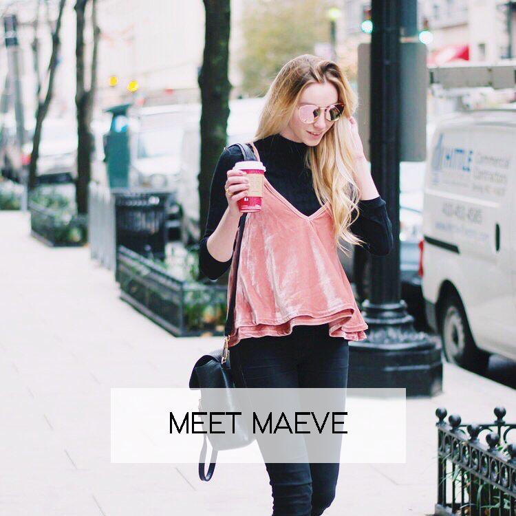 MEET MAEVE