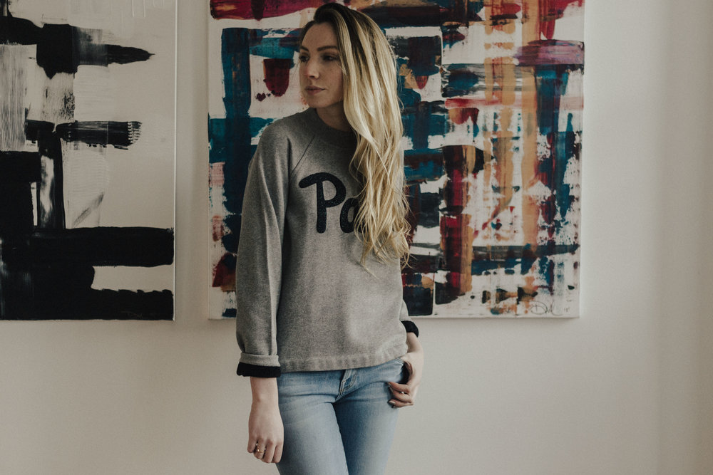 Paris Sweatshirt - Lynn Louisa