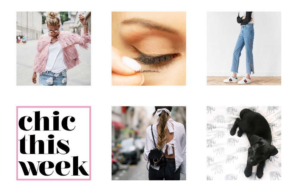 Roundup of what's chic this week (Volume 037)