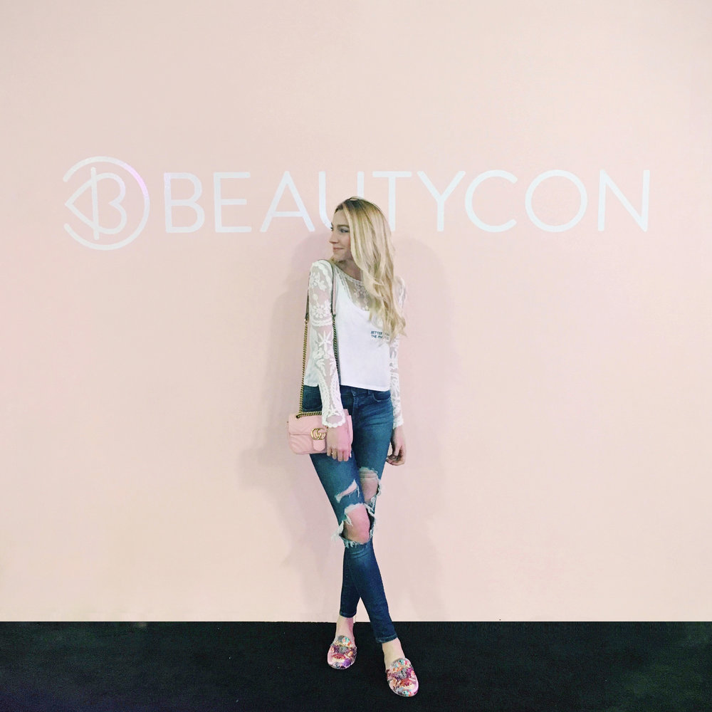 Blogger BeautyCon NYC