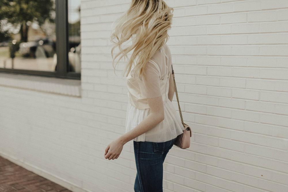 Blogger Feminine Summer Style