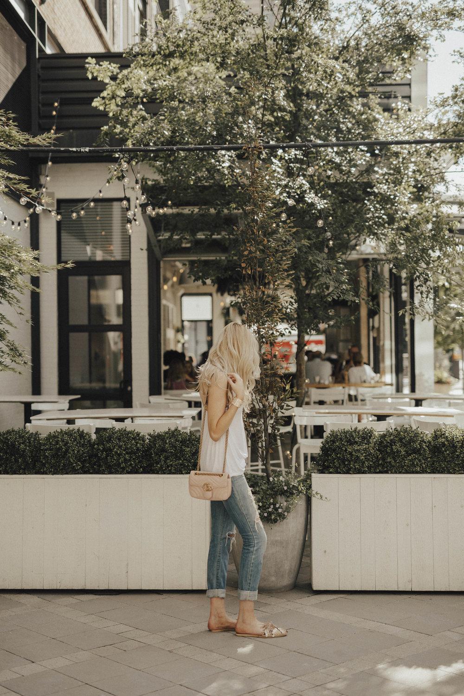 Casual Feminine Street Style