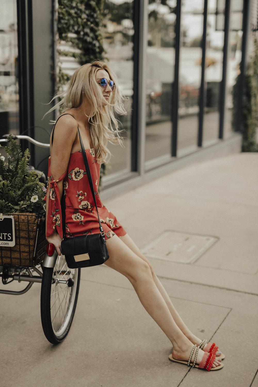 Blogger Romper Style