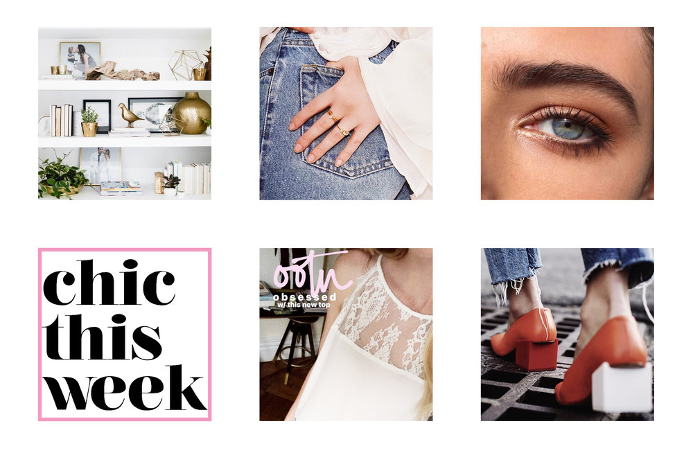 What's chic this week? (Volume 043)