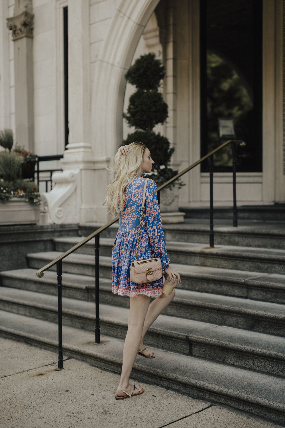 Blogger Summer Dress
