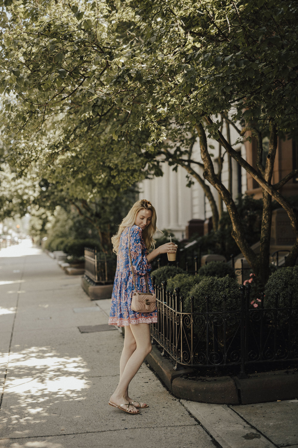 Blogger Summer Shift Dress