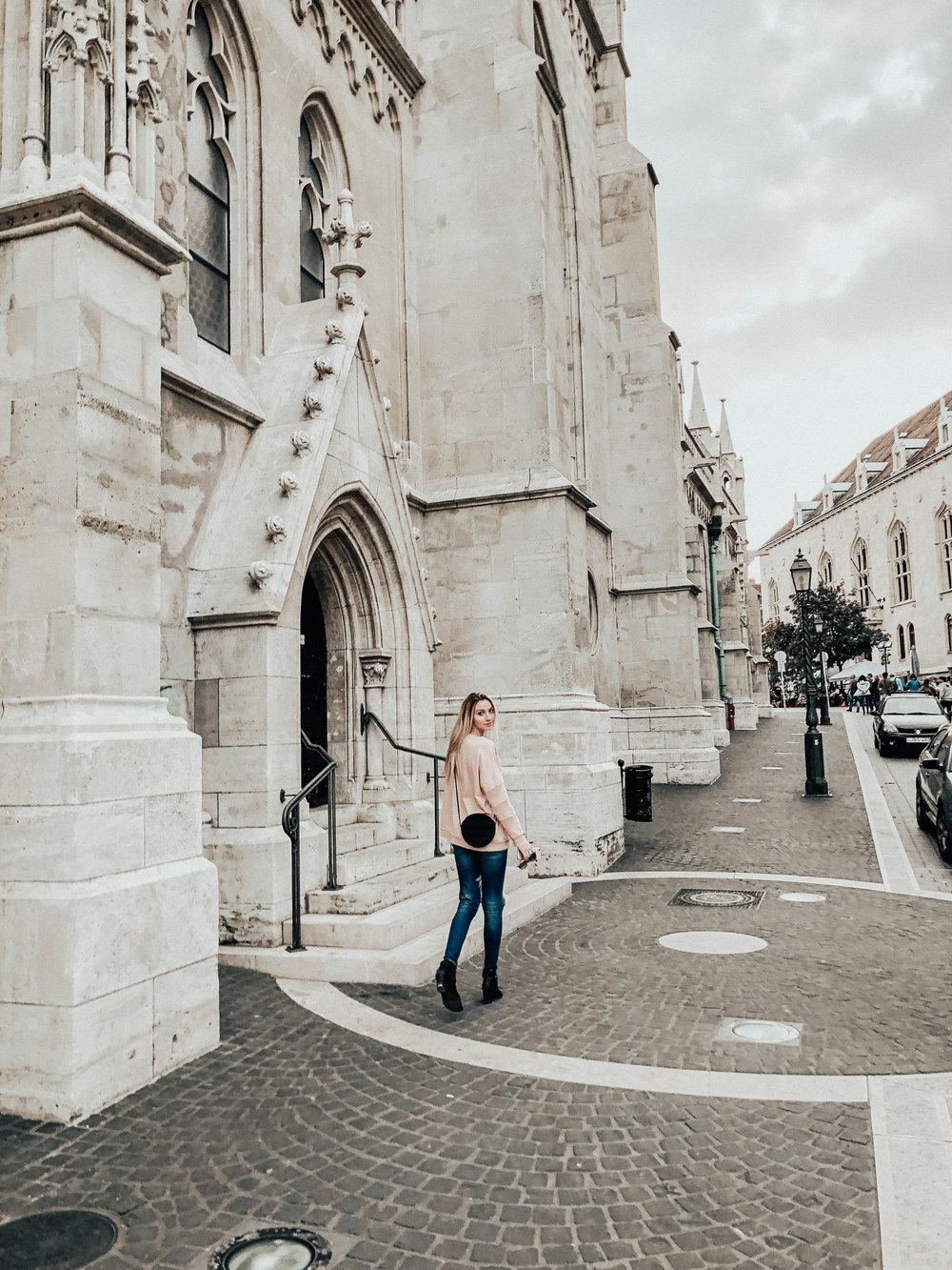 Budapest Style Blogger