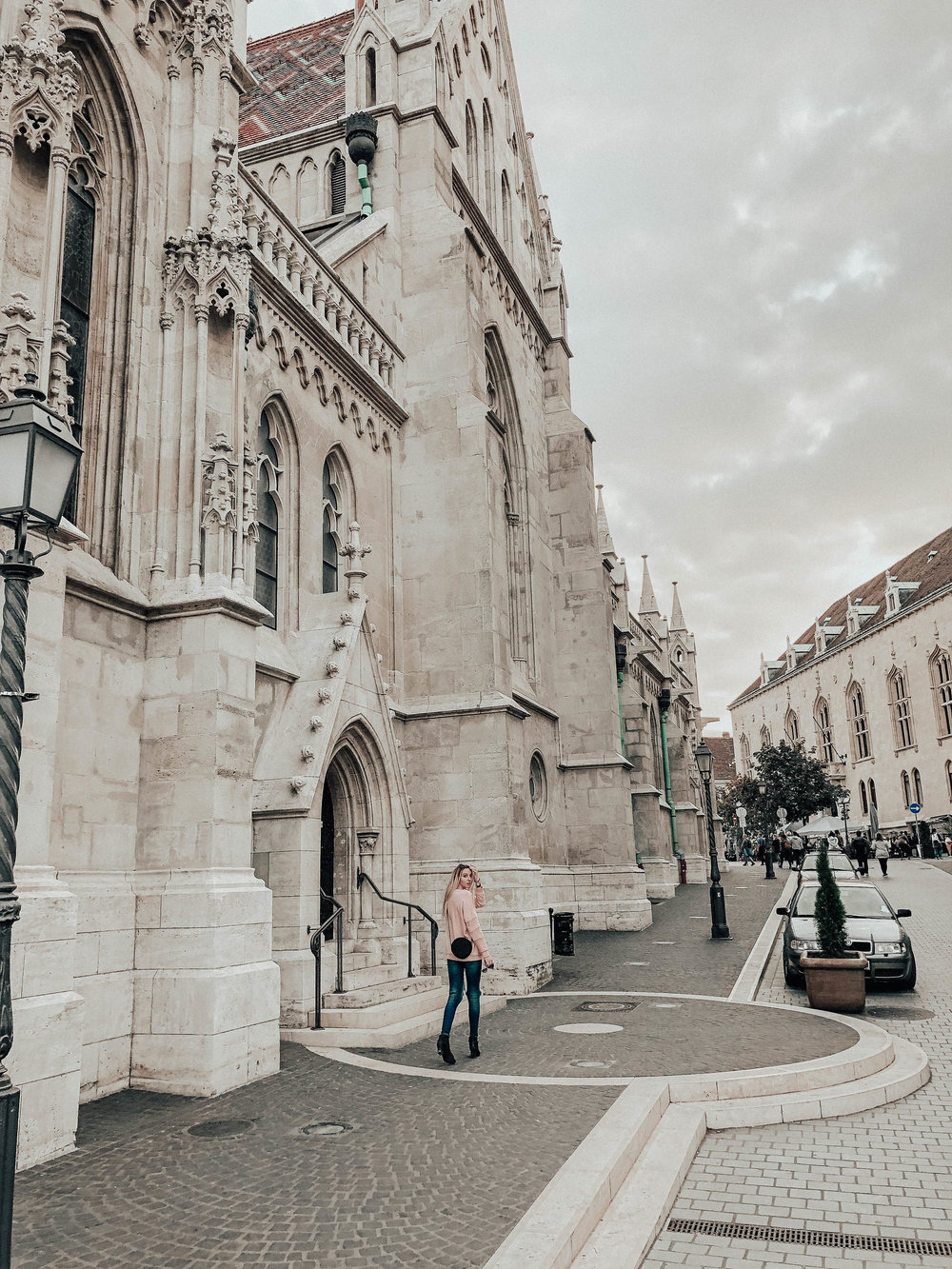 Style Blogger in Budapest, Hungary