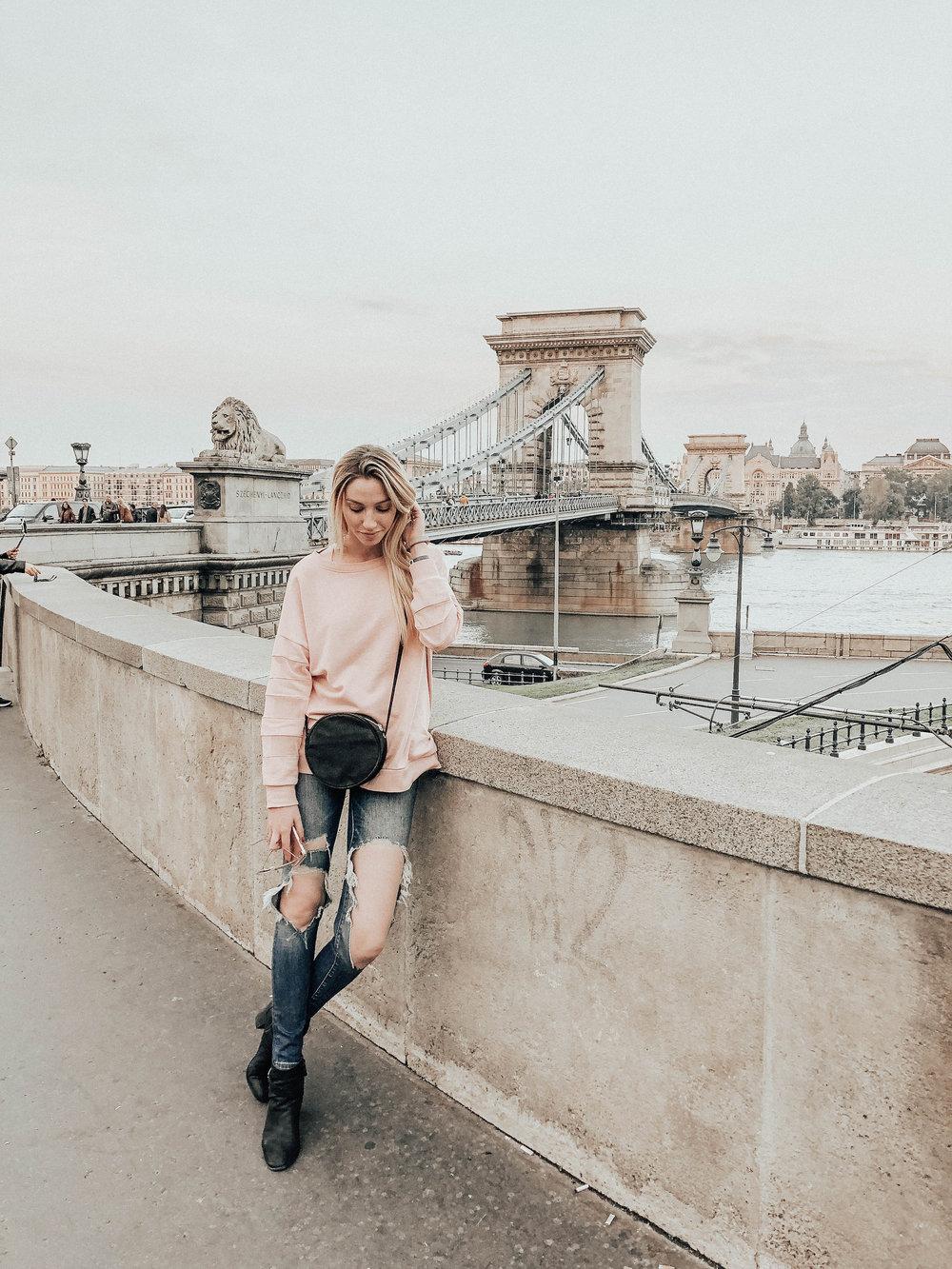 Style Travel Blogger Budapest
