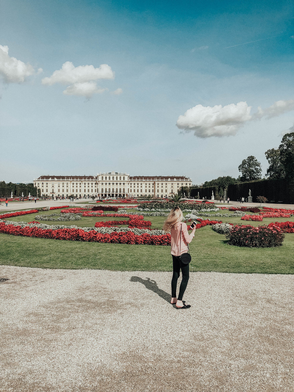 Travel Blogger Vienna