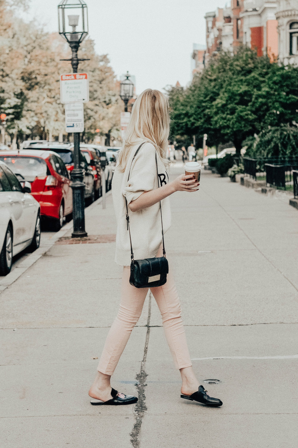 Feminine Fall Outfit Inspiration