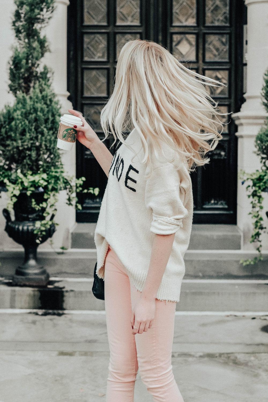 Blogger Hair Flip