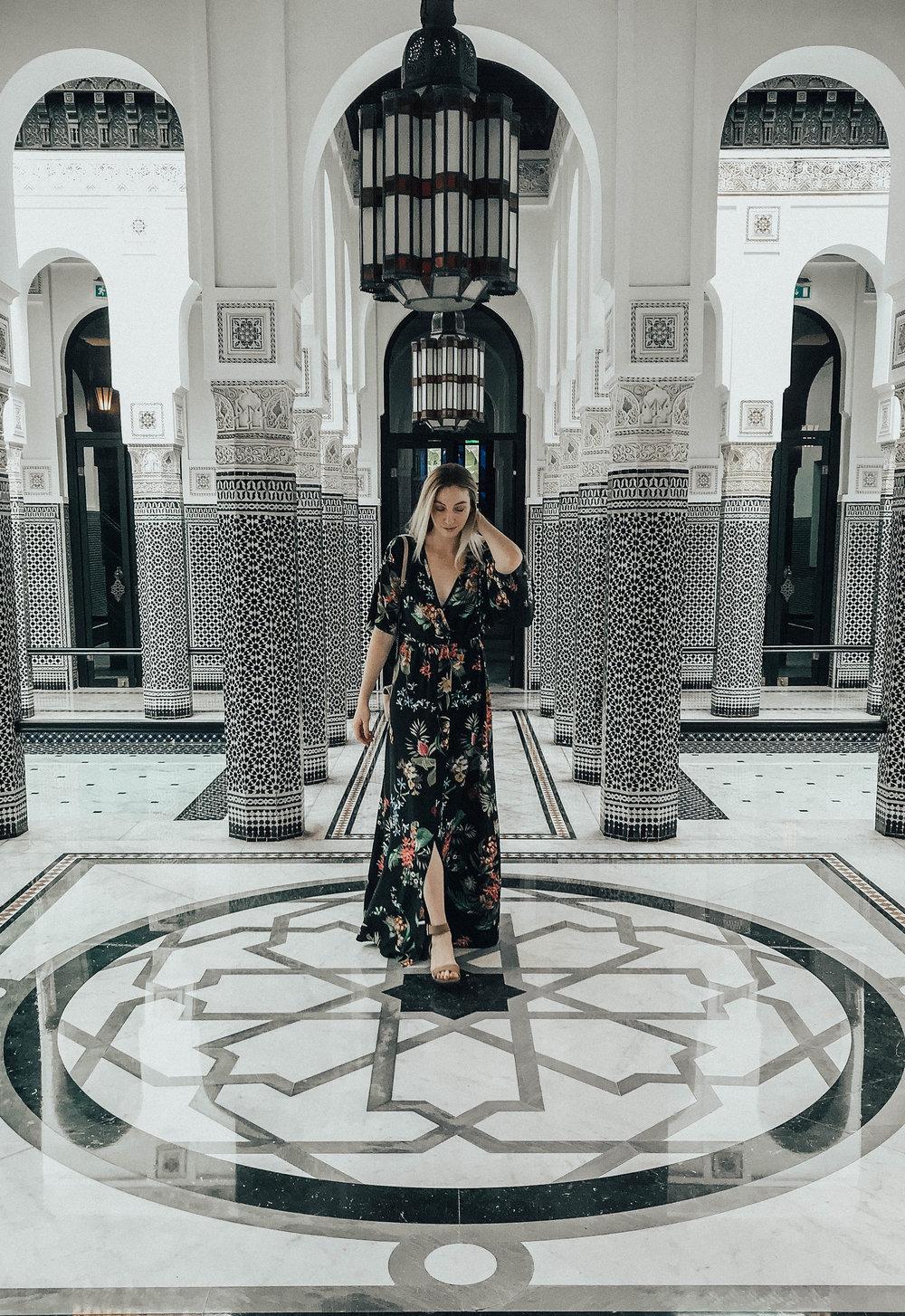 Kaftan, Marrakech Morocco