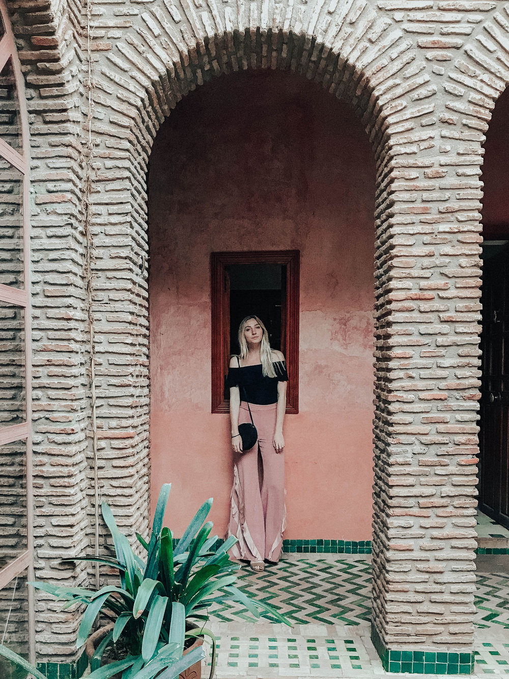 Fashion Blogger in Morocco