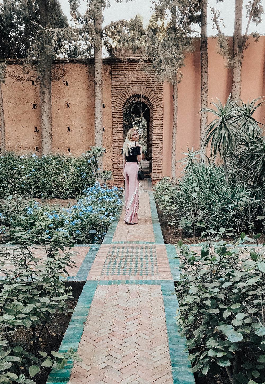 Style. Marrakech, Morocco