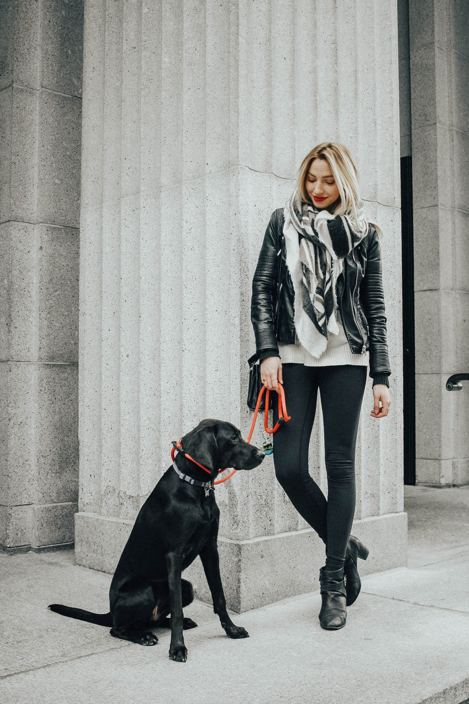 Blogger Blanket Scarf