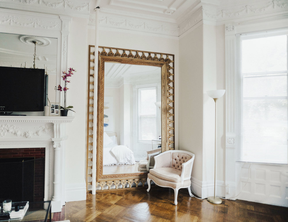 Oversized Large Floor Mirror
