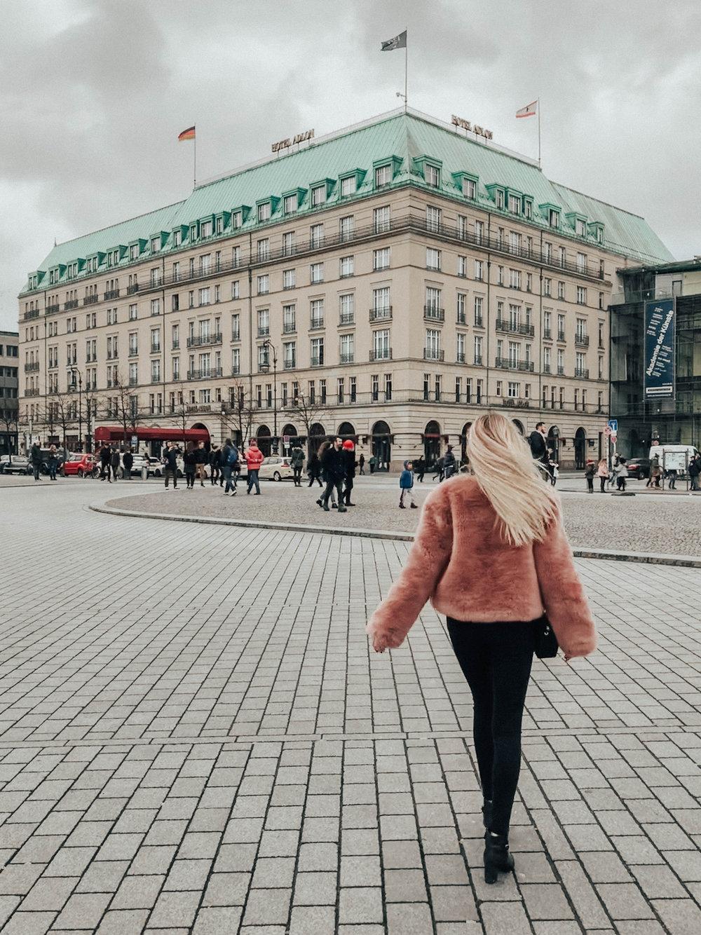 Blogger in Berlin, Germany