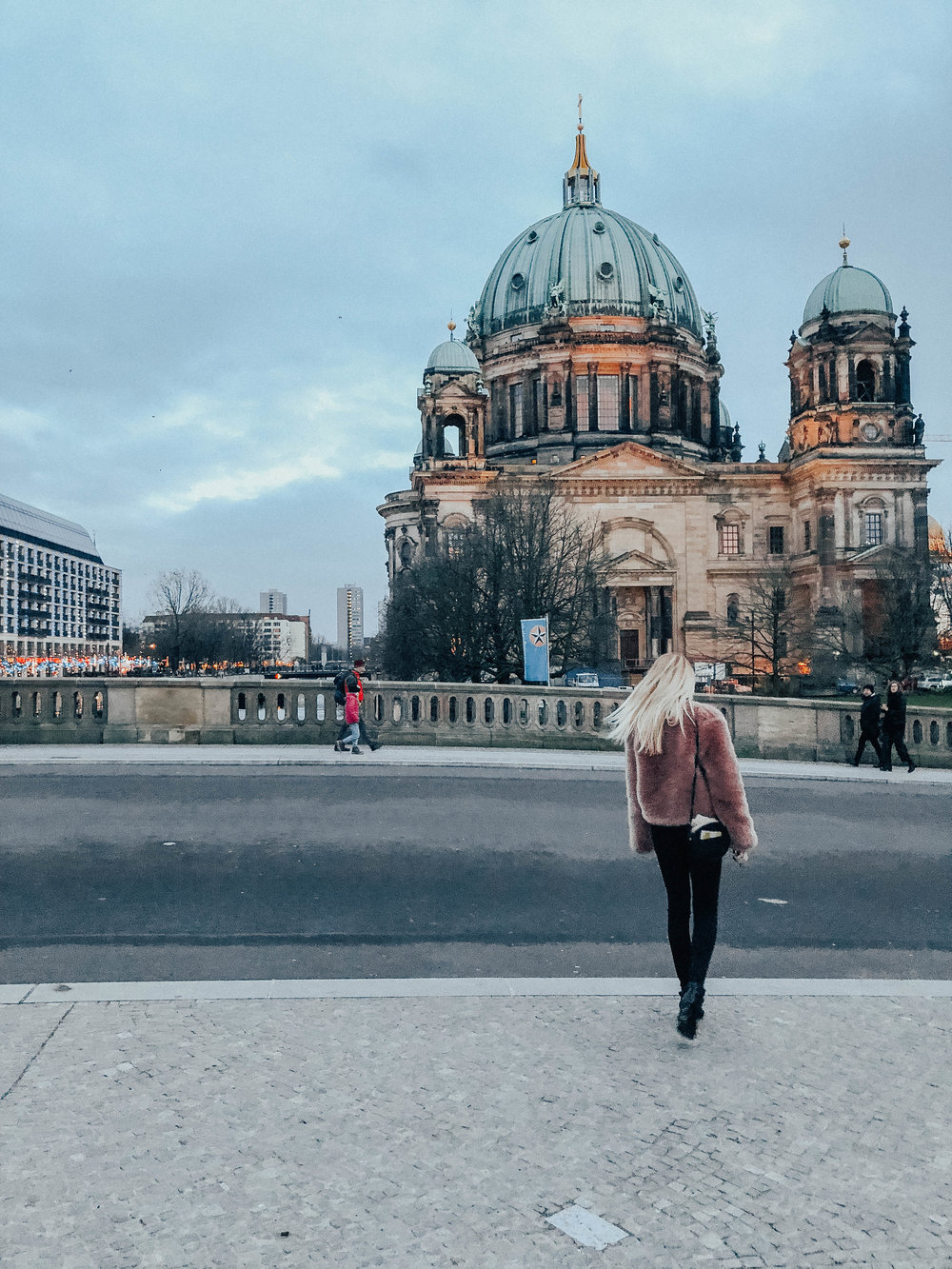 Travel Blogger in Berlin