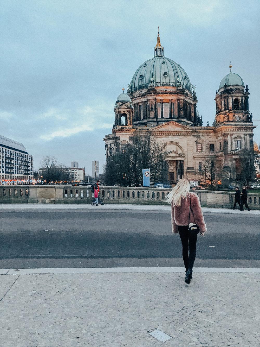 Travel Blogger in Berlin