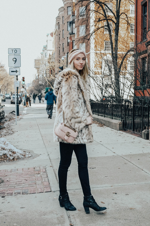 Feminine Winter Style
