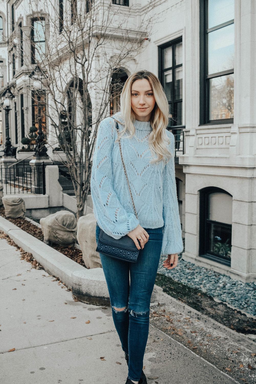 Pastel Sweater Style