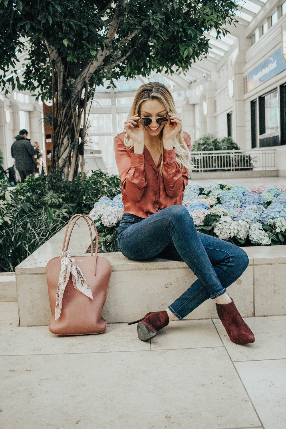 Blogger Spring Style Outfit Inspiration