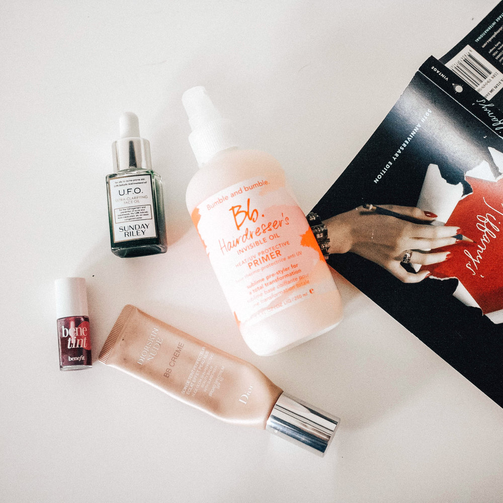 Blogger's Beauty Game Changers @maevestier