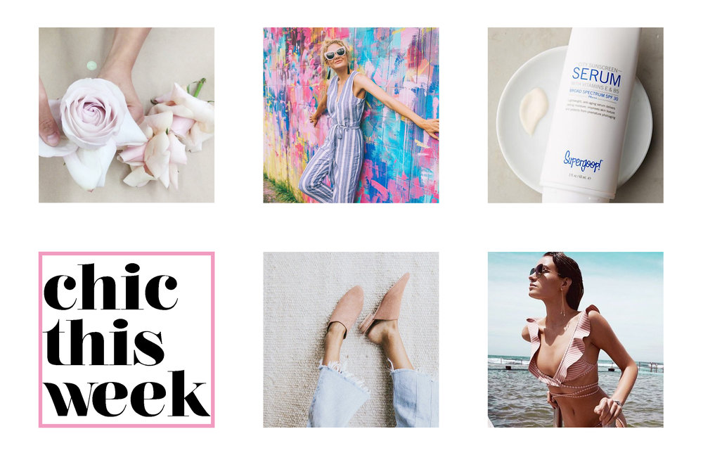 What's CHIC this week (vol. 057)