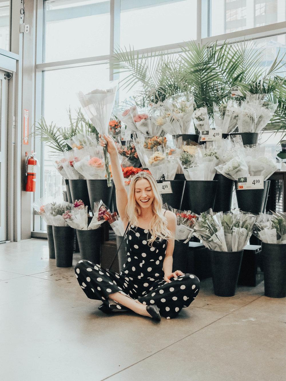 Blogger Polka Dots | @maevestier