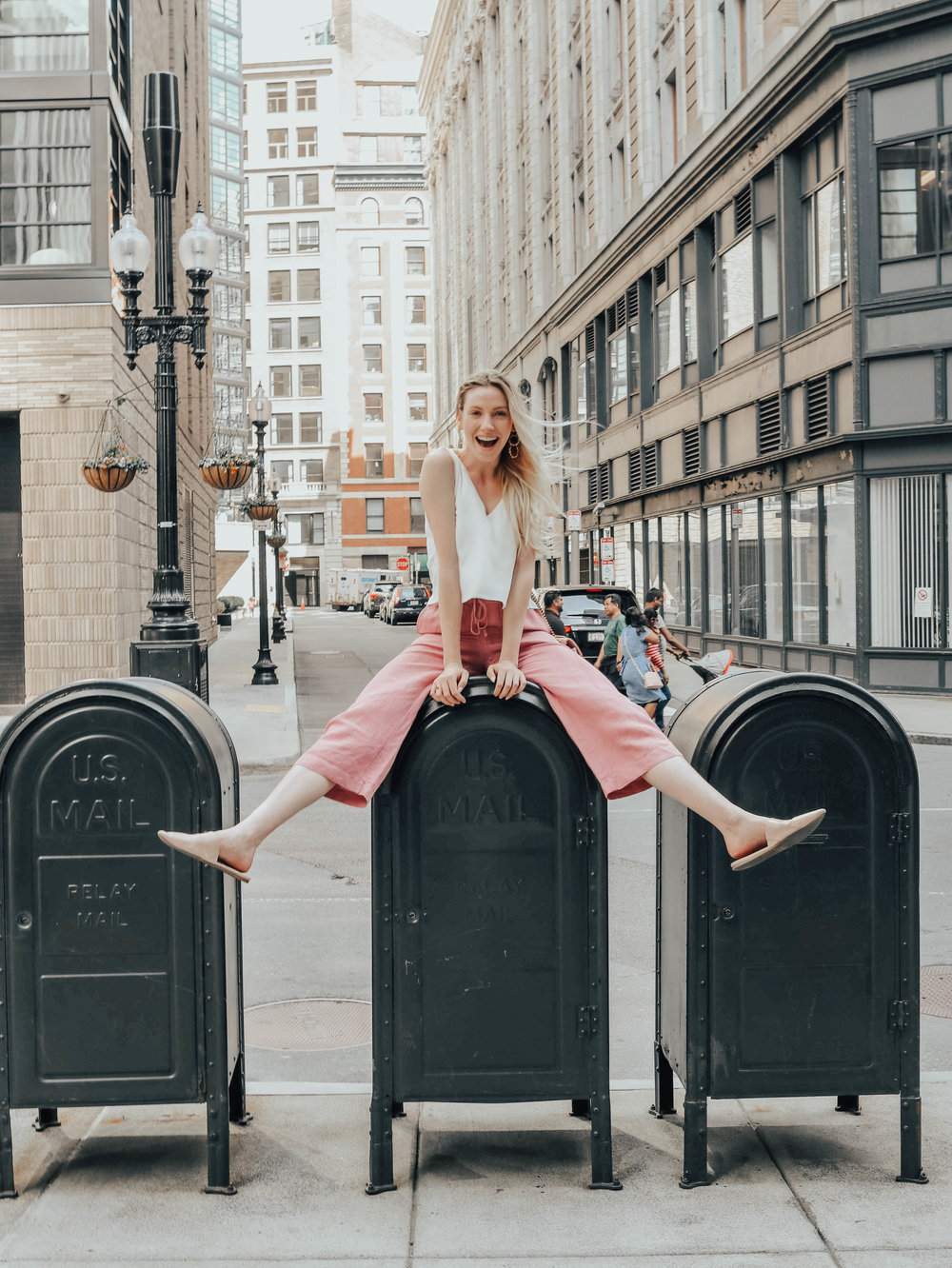 Boston Fashion Blogger | @maevestier