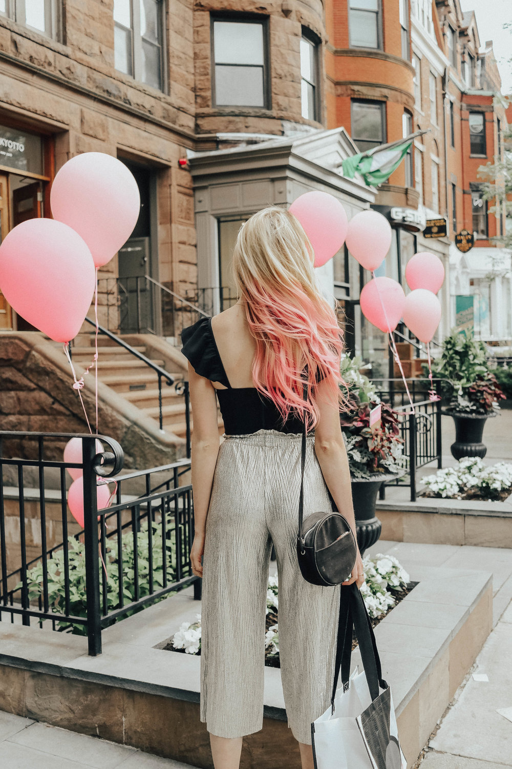 Pink Ombre Hair | @maevestier