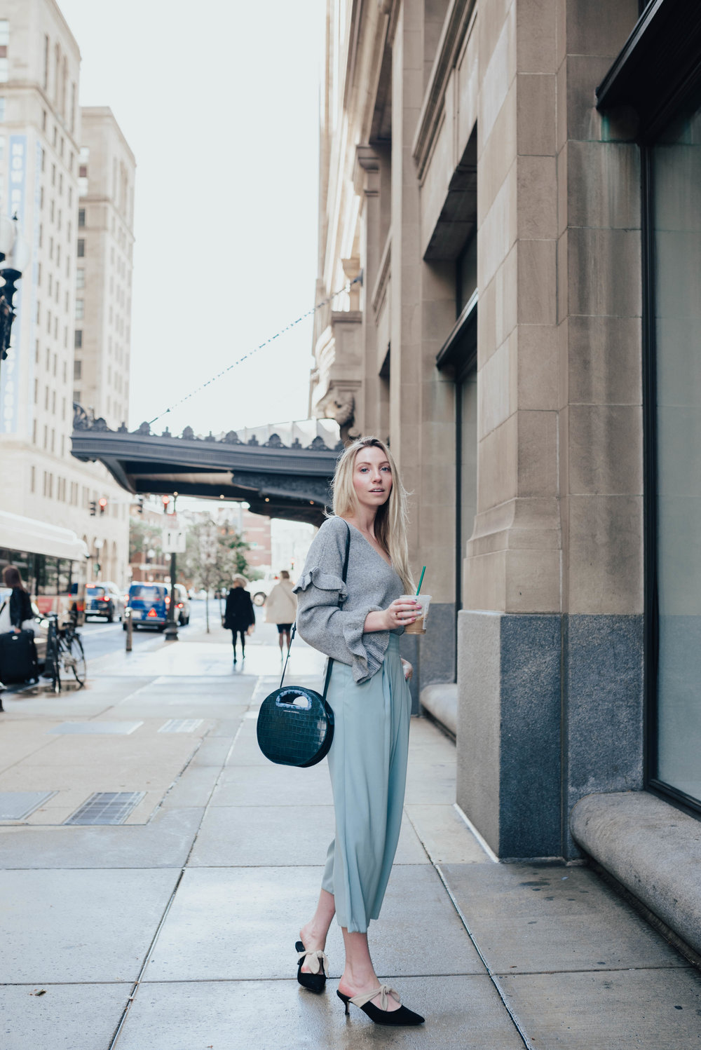 Blogger Fall Outfit | @maevestier
