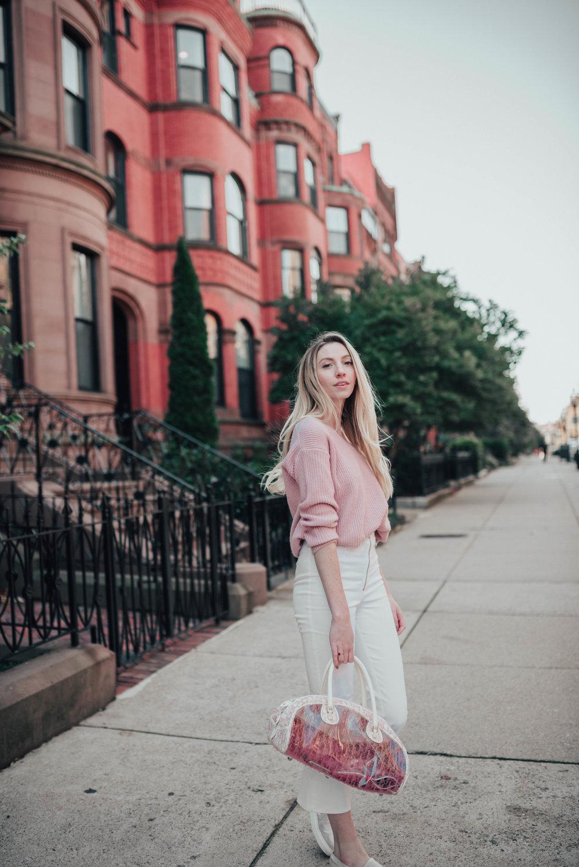 Vintage Dior Bag | @maevestier