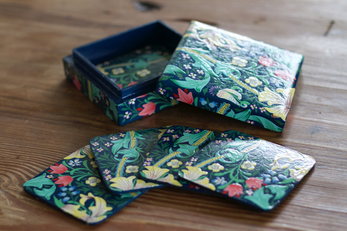 William Morris Coasters