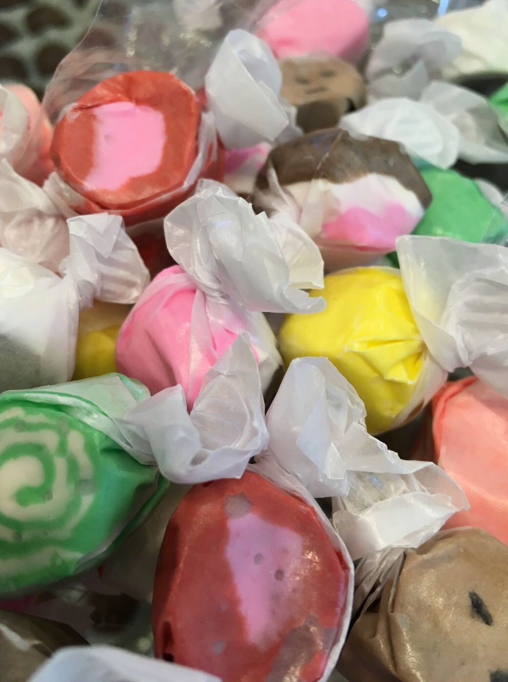 Taffy Taffy Taffy - Over 100 great Flavors