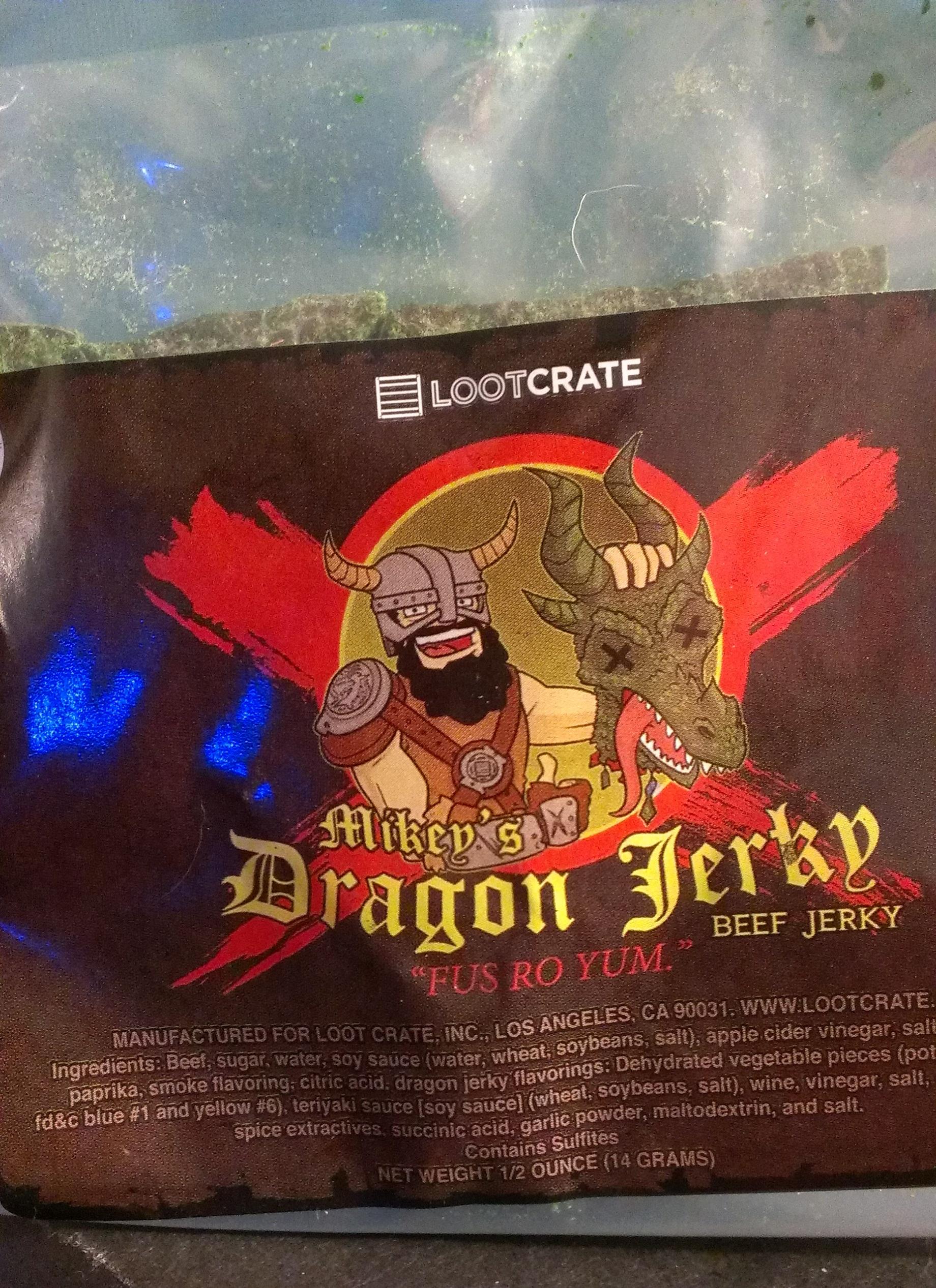 DragonJerky