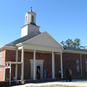 RIEGELWOOD BAPTIST CHURCH