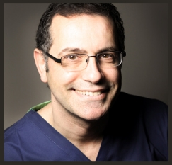 Dr. Sofer head shot with black border